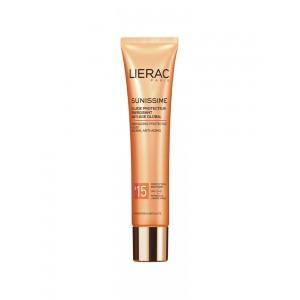 Купить Лиерак Саниссим тонизирующий антивозрастной солнцезащитный флюид SPF 15 (Lierac, Sunissime) 40мл из категории Для лица и тела