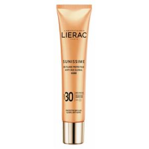 Купить Лиерак Саниссим защитный ВВ флюид антивозрастной солнцезащитный SPF 30 (Lierac, Sunissime) 40мл из категории Для лица и тела