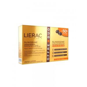 Купить Лиерак Саниссим капсулы для загара (Lierac, Sunissime) 2х30шт из категории Пищевые добавки