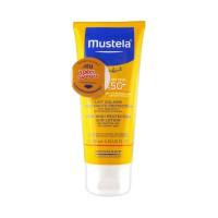 Мустела молочко солнезащитное для лица и тела SPF 50+ (Mustela) 200мл