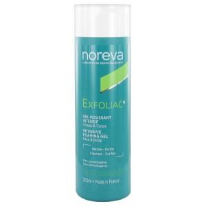 Купить Норева Эксфолиак интенсивный очищающий гель (Noreva, Exfoliac)200ml из категории Уход за лицом