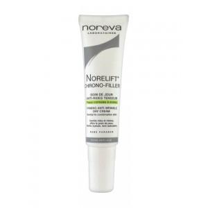 Норева Норелифт хроно-филлер укрепляющий дневной крем от морщин для нормальной и комбинированной кожи (Noreva Norelift) 30мл