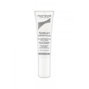 Купить Норева Норелифт хроно-филлер укрепляющий уход для кожи глаз и губ от морщин (Noreva Norelift) 10мл из категории Антивозрастной уход