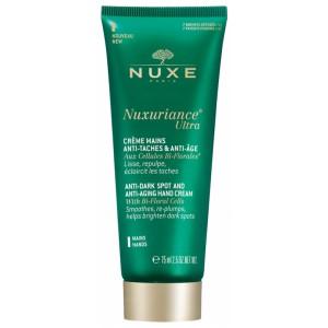 Купить Нюкс Нюксурьянс Ультра крем для рук против пигментных пятен антивозрастной (Nuxe Nuxuriance) 75ml из категории Уход за руками
