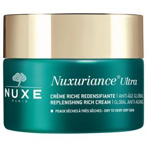 Купить Нюкс Нюксурьянс Ультра уплотняющий крем антивозрастной Rich  (Nuxe Nuxuriance Ultra) 50ml из категории Антивозрастной уход
