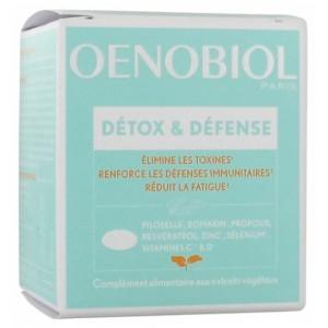 Купить Оенобиол детокс и защита (Oenobiol Detox & Defense) 60 таблеток из категории Пищевые добавки