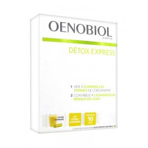 Oenobiol Détox Экспресс с лимоном и имбирем (Оенобиол) 10 стиков