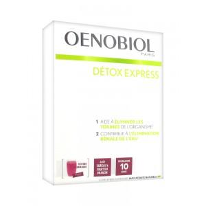Oenobiol Détox Экспресс бузина и питайя (Оенобиол)10 стиков
