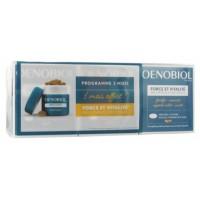 Оенобиол волосы и ногти Сила и Энергия (Oenobiol) 3х60 капсул