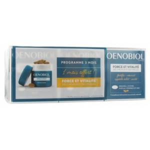 Купить Оенобиол волосы и ногти Сила и Энергия (Oenobiol) 3х60 капсул из категории Пищевые добавки