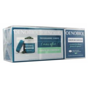 Купить Оенобиол капсулы от выпадения волос (Oenobiol) 3х60 капсул из категории Пищевые добавки