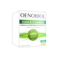 Оенобиол для здоровья и роста волос Sante & Croissance (Oenobiol) 180 капсул