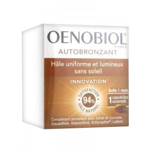 Oenobiol автозагар (30 капсул)