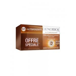 Купить Oenobiol автозагар (2x30 капсул) из категории Пищевые добавки