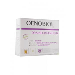 Oenobiol Slimming Drainer саше для похудения ( 21 саше)