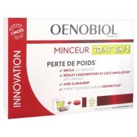 Oenobiol стройность все в 1 (Оенобиол), 30 стиков + 60 таблеток