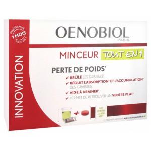 Купить Oenobiol стройность все в 1 (Оенобиол), 30 стиков + 60 таблеток из категории Пищевые добавки