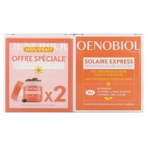 Купить Оенобиол сан-экспресс (Oenobiol Sun Express) 2 x 15 капсул из категории Пищевые добавки