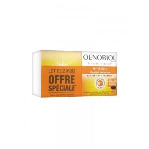 Oenobiol Enhancer Анти-эйдж для интенсивного загара (2х30 гель-капсул)