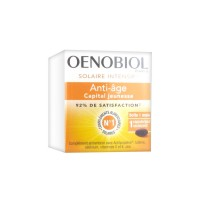 Oenobiol Enhancer Анти-эйдж для интенсивного загара (30 гель-капсул)
