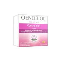 Oenobiol для женщин 45+ плоский живот (60 гель-капсул)