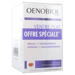 Купить Оенобиол женщины 45+ плоский живот (Oenobiol) 2 x 60 гель капсул из категории Пищевые добавки
