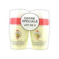 Роже и Галле дезодорант-антиперспирант 48 часов (Roger&Gallet, Fleur d`Osmantus) 2х50 мл