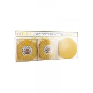 Парфюмированное мыло Роже и Галле 2 х 100 г + Travel Box Free(Roger & Gallet Bois d'Orange Perfumed Soaps 2 x 100g + Travel Box Free)