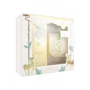 Купить Роже и Галле ароматизированная вода Citron + парфюмированное мыло Citron (Roger & Gallet Fragrant, Citron) 100мл+ 100г из категории Очищение