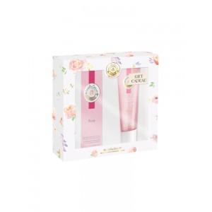 Купить Роже и Галле ароматизированная вода Rose 30 мл + успокаивающий гель для душа Роза 50 мл.(Roger & Gallet, Rose) 30мл+50мл из категории Парфюмерия