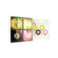 Роже & Галле набор парфюмированного мыла (Roger&Gallet) 4x100г