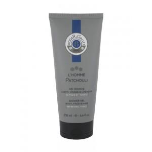 Купить Роже & Галле Пачули мужской гель для волос, лица и тела (Roger&Gallet, L`Homme) 200ml из категории Уход за телом