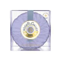 Роже и Галле Свежее мыло  Cristal Box Королевская лаванда 100г(Roger & Gallet Fresh Soap Cristal Box Lavande Royale 100g)
