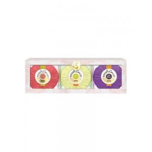 Купить Роже и Галле Парфюмированное мыло Трио(Roger & Gallet Perfumed Soaps Trio) из категории Парфюмерия