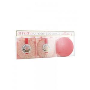 Купить Роже и Галле Роза Парфюмированное мыло 2 х 100г + коробка бесплатно (Roger & Gallet Rose Perfumed Soaps) 2 x 100g из категории Уход за телом