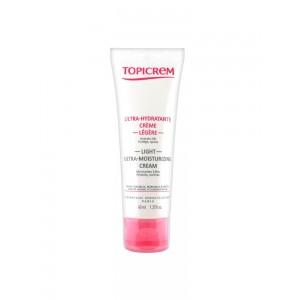 Топикрем Лайт ультра-увлажняющий легкий крем (Topicrem, Sensitive Skin Face) 40 мл