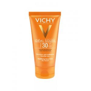 Купить Виши Капиталь Идеал Солей матирующий флюид  Драй Тач SPF30 (Vichy Capital Idéal Soleil) 50ml из категории Для лица и тела