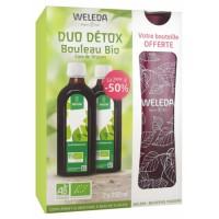 Веледа набор сок березовый + бутылка (Weleda) 2 x 250 ml