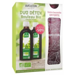 Купить Веледа набор сок березовый + бутылка (Weleda) 2 x 250 ml из категории Чай и сок