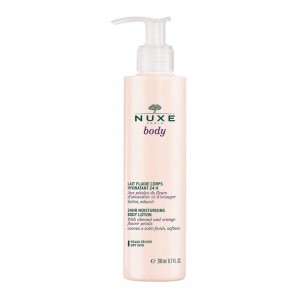 Нюкс увлажняющее нежное молочко для тела Нюкс боди  (Nuxe Body) 200ml