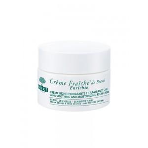 Купить Нюкс обогащенный успокаивающий увлажняющий крем для сухой и очень сухой кожи Крем Фреш (Nuxe Creme Fraiche) 50ml из категории Уход за лицом