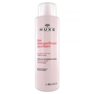 Нюкс мицеллярная очищающая вода с лепестками роз (Nuxe)