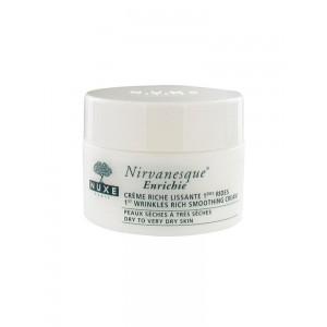 Нюкс крем обогащенный против первых мимических морщин для сухой кожи (Nuxe Nirvanesque)