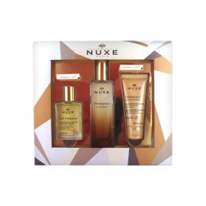 Нюкс набор солнечный аромат+сухое масло+масло для душа в подарок Prodigieux (Nuxe) 50ml