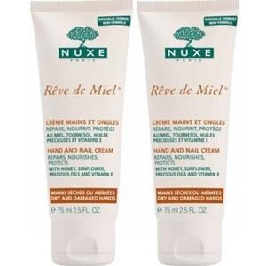 Нюкс крем для рук и ногтей Рэв Де Мьель (Nuxe Reve De Miel)