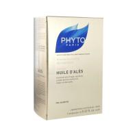 Фитосольба масло Алеса сухое увлажняющее для волос (Phyto) 5х10 ml