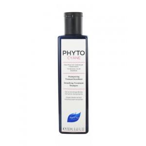 Фитосольба Фитоциан восстанавливающий шампунь против выпадения волос  для женщин (Phyto) 200 ml
