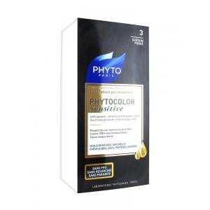 Фитосольба Фитоколор Сенситив Перманент колор краска для волос (Phyto, Phytocolor)