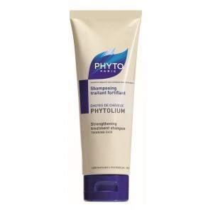 Фитосольба Фитолиум укрепляющий лечебный шампунь  (Phyto) 125 ml