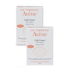 Купить Авене Сверхпитательное мыло с колд-кремом (Avene, Cold Creme) 100g +100 g из категории Уход за телом